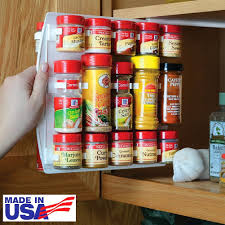 Kitchen Spice Organization Tips And Tricks To Keep Your Rv Camper Tidy And Organized