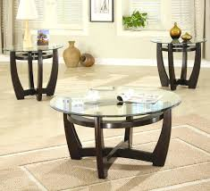 glass table with wood base coaster occasional table sets modern coffee and end round glass tables glass table with wood base