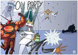 OU Party   Pokémon Sun and Moon