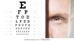 Blurry Eye Test Chart Blurry Eyes Images Stock Photos Vectors Shutterstock