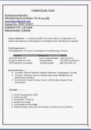 Download Resume Format Beautiful Curriculum Vitae Word Format Sample