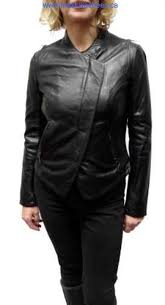 laundry womens asymmetrical zip front required leather jacket district ujymh fashion ehjrvxy149