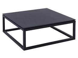 ... Black Metal And Marble Top Modern Square Coffee Table Designs For  Living Room Furniture ...