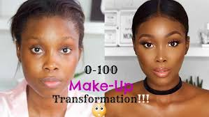 from 0 to 100 makeup transformation why you should wear makeup