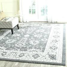 grey rug 8x10 solid gray rug dark grey beige cotton 8 x area rugs safavieh madison