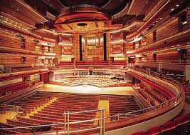 Symphony Hall Birmingham Seating Plan View The Seating