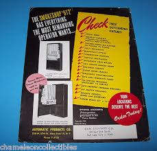 Vending Machine Brochure Fascinating SMOKESHOP 48 AUTOMATIC Products 48 Cigarette Vending Machine