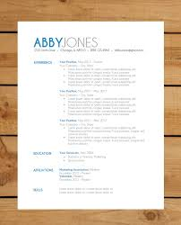 Free Modern Resume Template Word Administrative Coordinator Social Services Modern Resume Formats