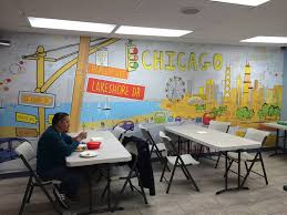 office wall murals. Office Wall Murals. Murals For Chicago L
