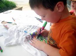 it was great to see a shop doing something different and offering a family friendly activity for their patrons all of the kids were loving coloring the
