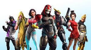 Battle Pass Skins Outfits 4K Wallpaper #220