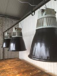 More Industrial Old Factory Lamps Pendant Light Industriële Hang