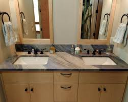 Double Bathroom Vanities Granite Tops Globorank - Granite countertops for bathroom