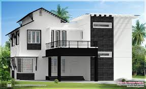 5 diffe house exteriors by concetto design home kerala plans exterior 1 plan elevations