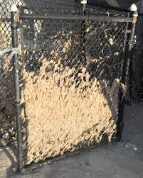 wire fence covering. Chain Link Fence Privacy Ideas Inspiration Wire Fence Covering R