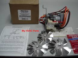 furnace draft inducer motors