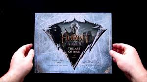 The Hobbit Chronicles Art Design The Hobbit The Battle Of The Five Armies Chronicles Vi The Art Of War Book Review