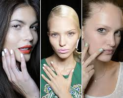 Fashionisers Spring Summer 2014 Nail Polish Color Trends  Bright Nails