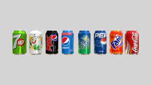 Coca Cola Coke Fanta Sprite Pepsi 7up ...