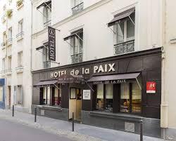 Hotel De La Paix Montparnasse Book Hatel De La Paix Tour Eiffel In Paris Hotelscom