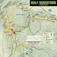 Half Marathon Course Silver Falls Trail Runs 50k Ultra