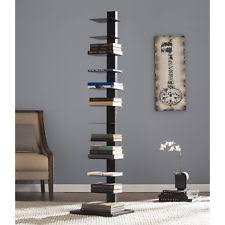 office wall shelf. Portable Spine Tower Shelf Office Book Magazines Shelving Living Room Furniture Wall