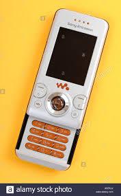 sony ericsson slide phone. sony ericsson w580i slider phone walkman cell close up slide