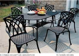 china modern cast aluminum outdoor