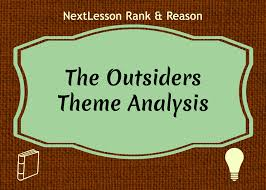 outsider essay insider and outsider essay example essay example of  outsiders theme essay the outsiders theme essay