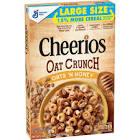 cheerios crunch