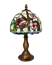 8 Inch Stained Glass Lamp Shade Handmade Tin Soldering Making Art Dragonfly Lake Buy Stained Glass Lampshadeglass Lampshadebeautiful Design Glass