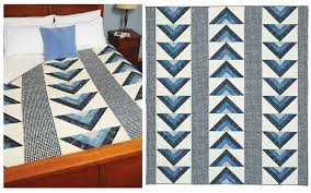 Easy Quilt Patterns - Easy to Make, Easy to Love - Fons & Porter ... & Arrowhead Quilt - Masculine Quilt Patterns Adamdwight.com