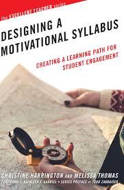 Designing A Motivational Syllabus Designing A Motivational Syllabus