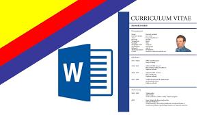 Modelo De Curriculum Vitae En Word Procurando Emprego 7 Modelo De Curriculum Gratis Editavel Formato