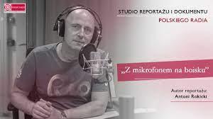 Z mikrofonem na boisku - reportaż Antoniego Rokickiego o Cezarym Gurjewie -  YouTube