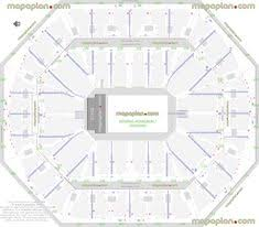 Oracle Arena Seating Chart Concert 11 En Iyi Oracle Arena Görüntüsü Oklahoma City Thunder