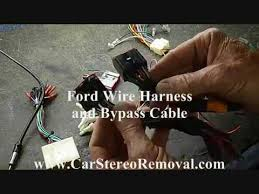 ford lincoln mercury wire harness and color codes ford lincoln mercury wire harness and color codes