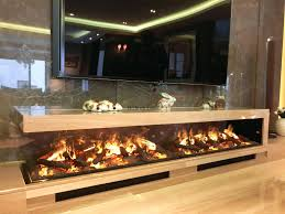 Water Vapor Fireplace Diy Electric Insert Video  SuzannawintercomWater Vapor Fireplace