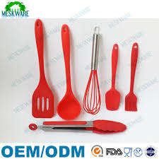 Different Perfect Combination Names Of Cooking UtensilsColorful