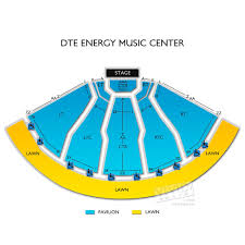 Dte Energy Seating Chart Clarkston 11 Ageless Dte Energy Theater Seating