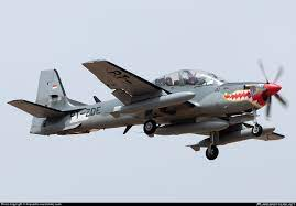 PT-ZDE Indonesian Air Force Embraer EMB-314 Super Tucano Photo by Alejandro  Hernández León | ID 302376