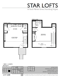 Loft Apartment Floor Plans - Loft apartment floor plans