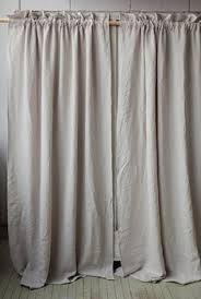 linen curtain panels. Stonewashed Linen Curtain With Rod Pocket. Home Decor. 9 Colours By MagicLinen. Panels