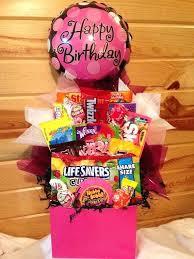 birthday basket ideas 40th