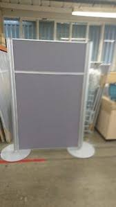 office devider. Office Divider Partition Screens - Width 100cm X Height 160cm Grey Fabric Devider