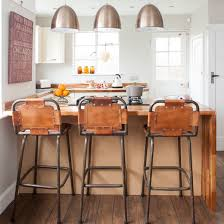 funky style furniture. Industrial-style Furniture Works Brilliantly With The Retro Look. These Bar Stools Funky Leather Seats Are By Rockett St George, And Similar Styles Can Style G