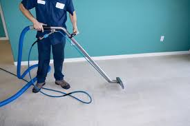 floor tile and carpet cleaning