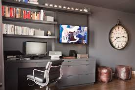 apartment home office. tribeca apartment home office or study area new york s