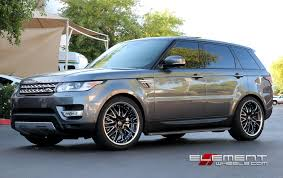 land rover 2014 sport black. lexani lx10 gloss blackmilled wheels on 2014 range rover sport v6 supercharged w land black