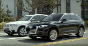 2018 Audi Q5 Thinks It's Much Better than the BMW X3 in Latest ...